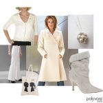 Cheer Up in Winter White with Carly's Chic Steals