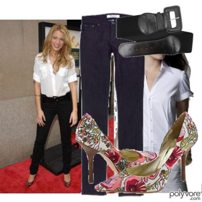 17a4bddd9b Get the Look  Gossip Girl s Blake Lively by Fashiontribes