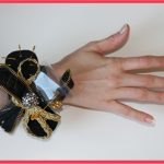 Don't Buy, DIY! How to Craft a Hardware Embellished Cuff