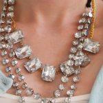 DIY: J. Crew Rhinestone Necklaces