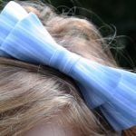 DIY: Gossip Girl-Style Headband from Men's Shirt Collar