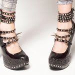 Don't Buy, DIY: Christian Louboutin for Rodarte Super-Spiked Heels