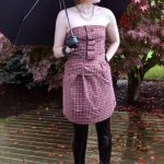 Singin' in the Rain…In Plaid