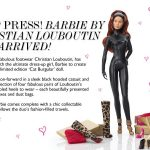 Christian Louboutin Barbie Available at Net-a-Porter