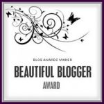 Chic Steals Has Received a Beautiful Blogger Award from Brunette & Pink!