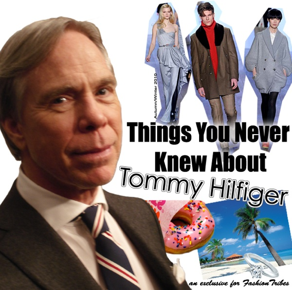 Tommy hilfiger backstage interview