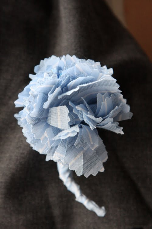 DIY Fabric Flower Patterns