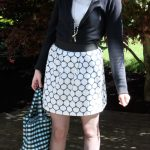 DIY: Pillowcase to Elastic-Band Skirt Makeover