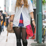 Formspring.me Question: Do you think living in japan influenced your fashion sense?