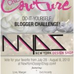 I've Been Selected to Compete in a DIY Blogger Challenge! — and a Contest for YOU!