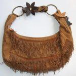 DIY Fringed Boho Bag: Create Couture Challenge