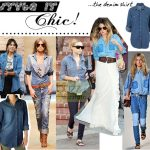 Style It Chic!: Denim Shirt 3 Ways