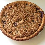 DIY Low-Sugar Berry Cherry Pie