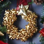 DIY: Super-Easy $5 Holiday Wreath (from Present Bows)