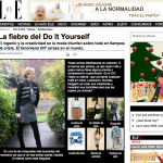 I've Been Featured on Elle.com Spain!