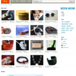 One of my Designs Featured in an Etsy Treasury!