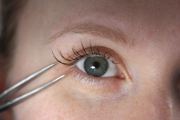 Diy Eyelash Extensions Chic Creative Life
