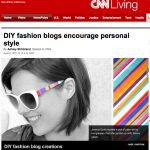 Featured on CNN Living