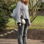 Outfit 4.11.11 – All in Grey…and All Thrifted