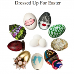 Designer DIY Easter Eggs