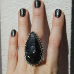 DIY Pamela Love Arrowhead Ring