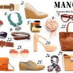 Essential Summer Acessories from Mango