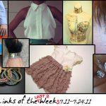 DIY Links of the Week 7.11 – 7.24.11
