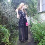 7.17.11 Outfit: Sheer Over Birds