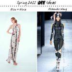 DIY Ideas from New York Fashion Week Spring 2011 Part 1: A-M