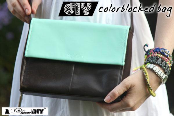 70u0027s Style Colorblocking ...