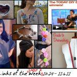DIY Links of the Week 10.24 – 11.6.11