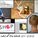 DIY Links of the Week 11.7 – 11.13.11