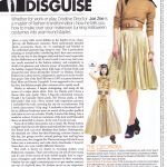 What to Do with Your Halloween Costume…The Day After (from Elle Magazine)