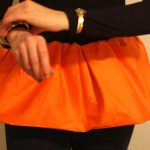 DIY: Jil Sander Gathered Removable Peplum