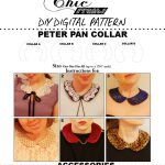 Introducing: Chic Steals DIY Patterns! And the Peter Pan Collar Pattern