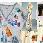 DIY Bloggers Fashion Week Tutorial 5: Matthew Williamson-Inspired Floral Blouse by Chic Cheat