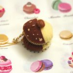 The Cutest Little Coin Purse Ever!  (Felt Handmade Japanese Cookie Coin Case)