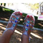 Introducing: DIY Bloggers Fashion Week! PLUS Tutorial 1: Dolce & Gabbana Jelly Sandals by Glitter'n Glue