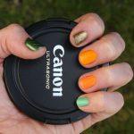 A Fortuitous Sephora Manicure: Summer Colors