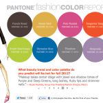 Colors Trending for Fall 2012: A Colorful Wishlist of Must-Haves
