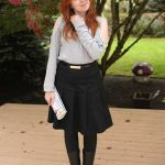 Outfit 10.20.12: Cut-Out Schoolgirl