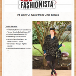 Featured As: DIY Fashionista on Cut Out + Keep