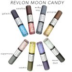 November Obsession: Revlon Moon Candy Nail Art
