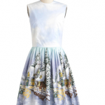 Object of Desire: Photo-Print Dress