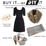 Buy It or DIY It: New Year's Eve Party Outfit