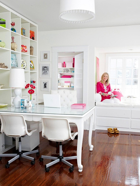 7 Tips to Create a Chic Office Space: How to Organize Your Stuff ...