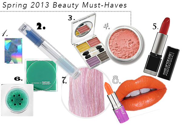spring2013beautymusthaves