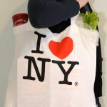 DIY I Love New York Tote Made From a T-Shirt
