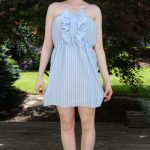 DIY: Men's Shirt to Cute Summer Dress