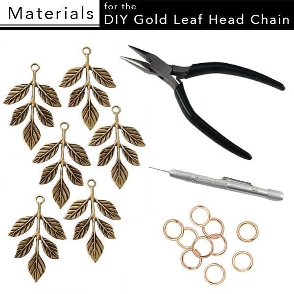 DIYleafheadchain_materials